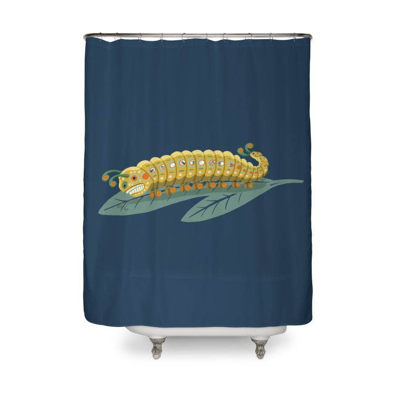 Road to Crysalis Home Shower Curtain by BullShirtCo