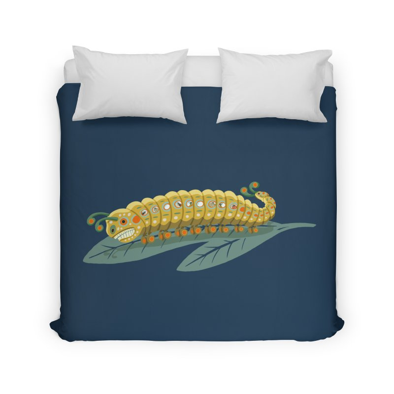 Road to Crysalis Home Duvet by BullShirtCo