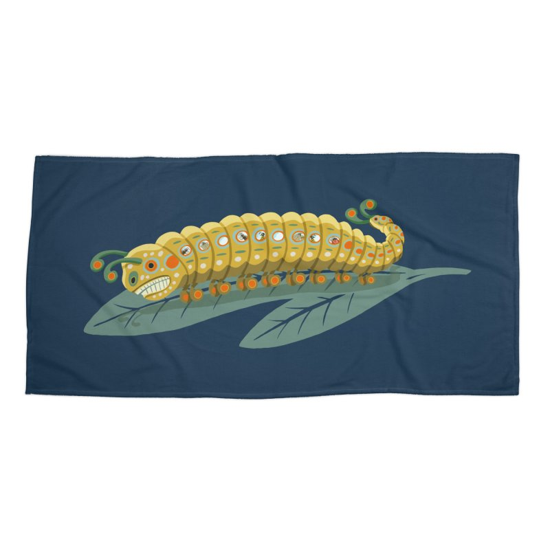 Road to Crysalis Accessories Beach Towel by BullShirtCo