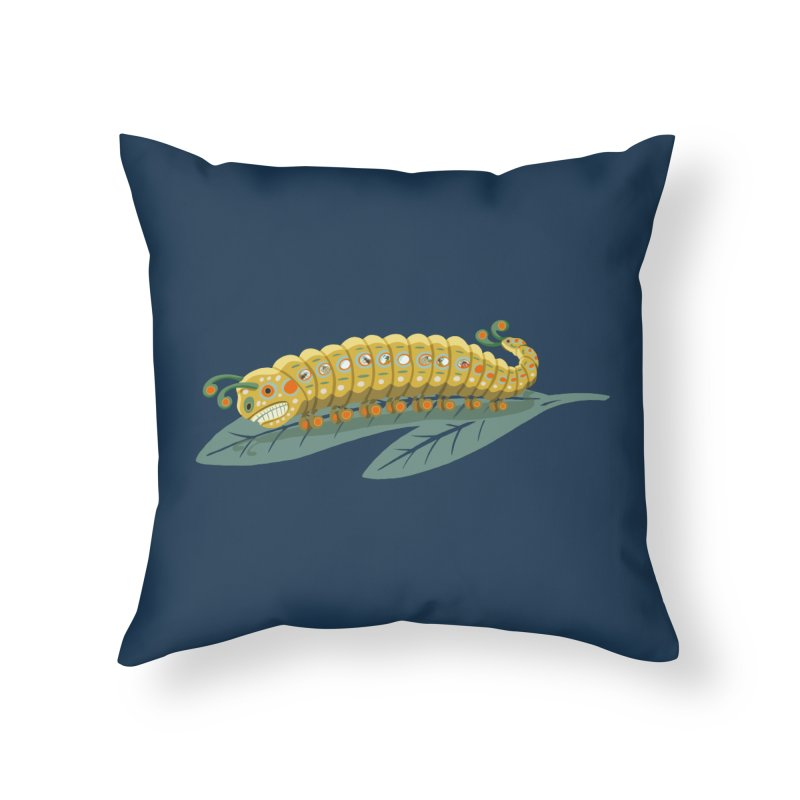 Road to Crysalis Home Throw Pillow by BullShirtCo