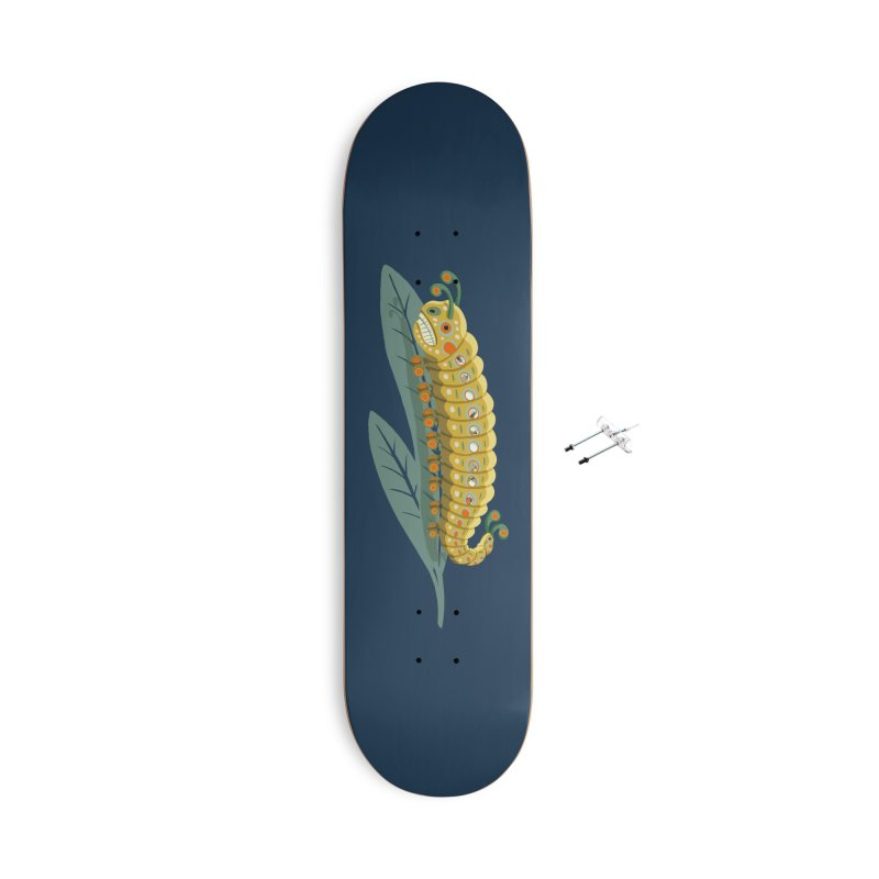 Road to Crysalis Accessories With Hanging Hardware Skateboard by BullShirtCo