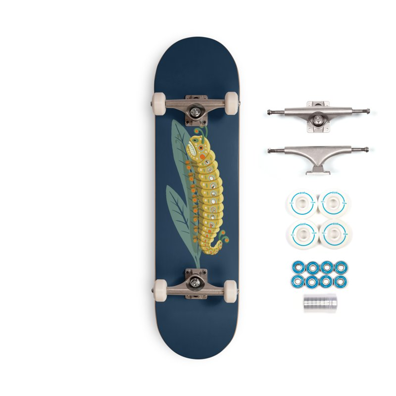 Road to Crysalis Accessories Skateboard by BullShirtCo