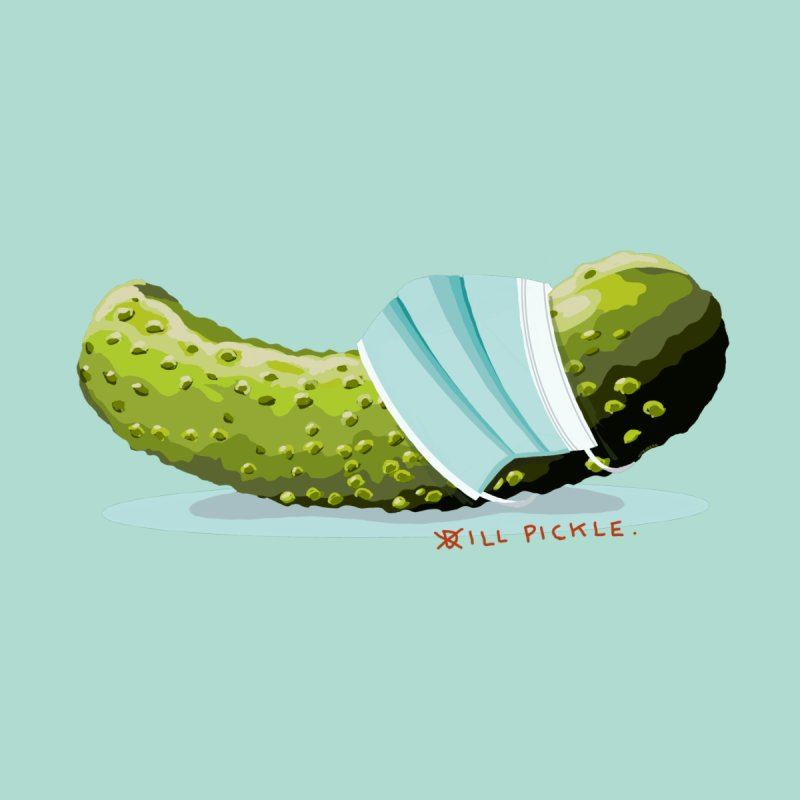 ill Pickle Accessories Phone Case by BullShirtCo
