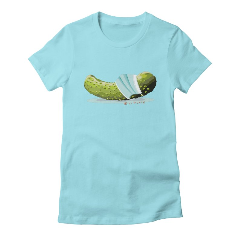 ill Pickle Women's T-Shirt by BullShirtCo
