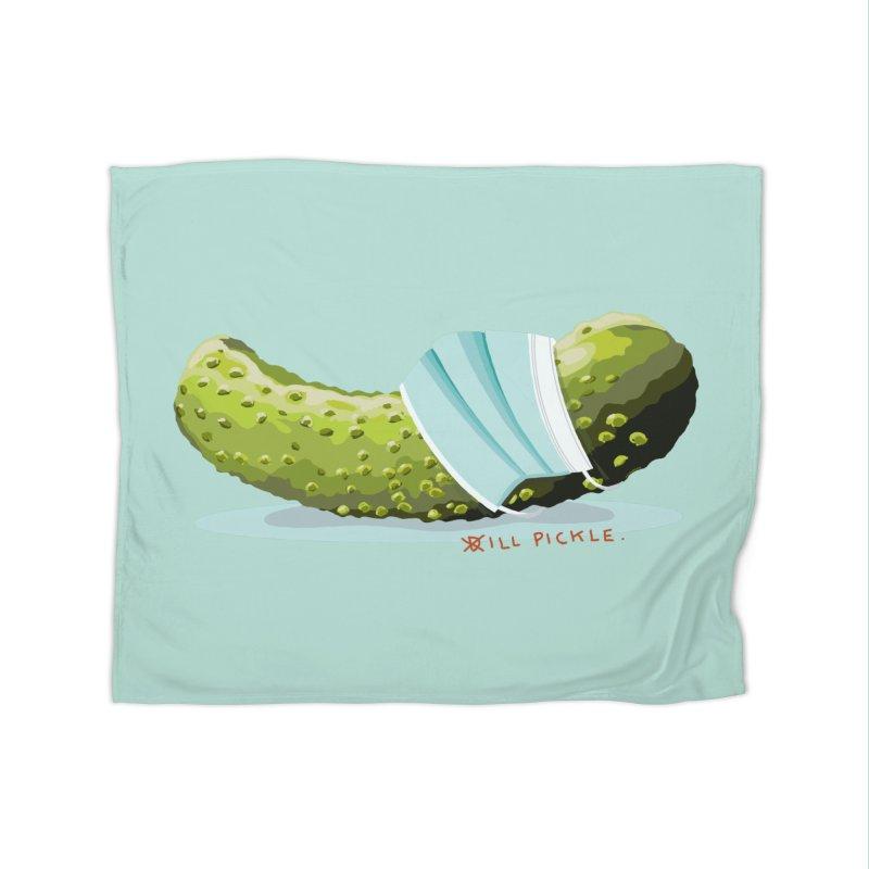 ill Pickle Home Blanket by BullShirtCo