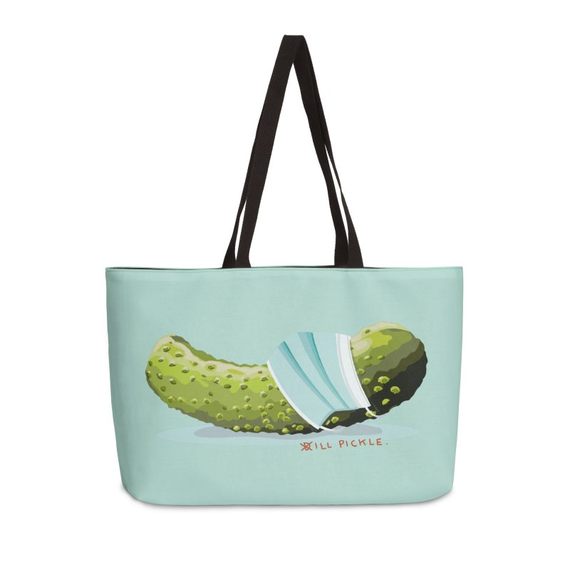 ill Pickle Accessories Bag by BullShirtCo