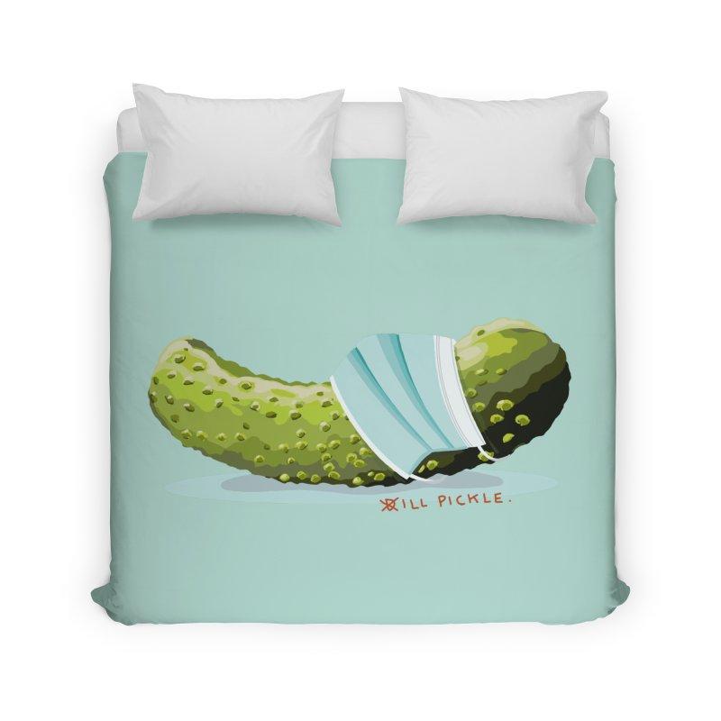 ill Pickle Home Duvet by BullShirtCo