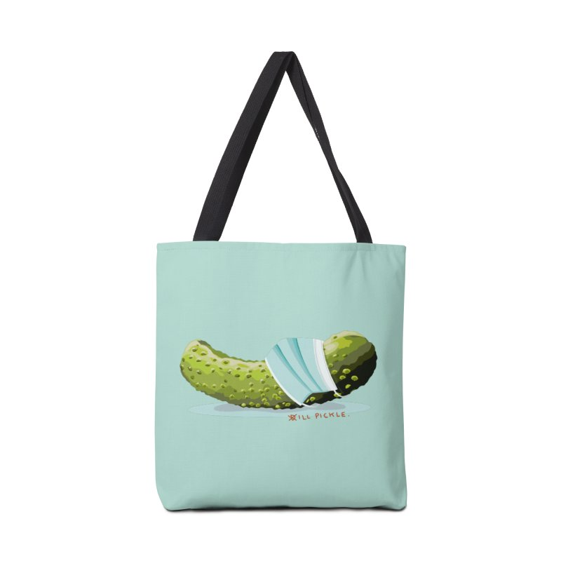 ill Pickle Accessories Tote Bag Bag by BullShirtCo