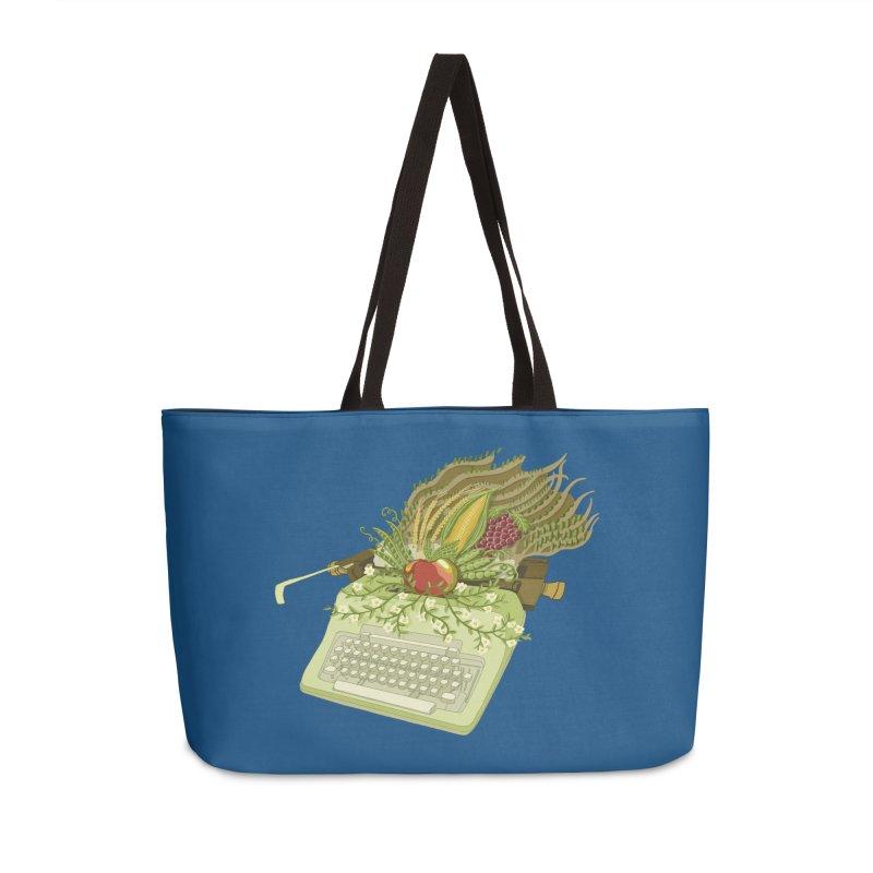 Annual Almanac Accessories Bag by BullShirtCo