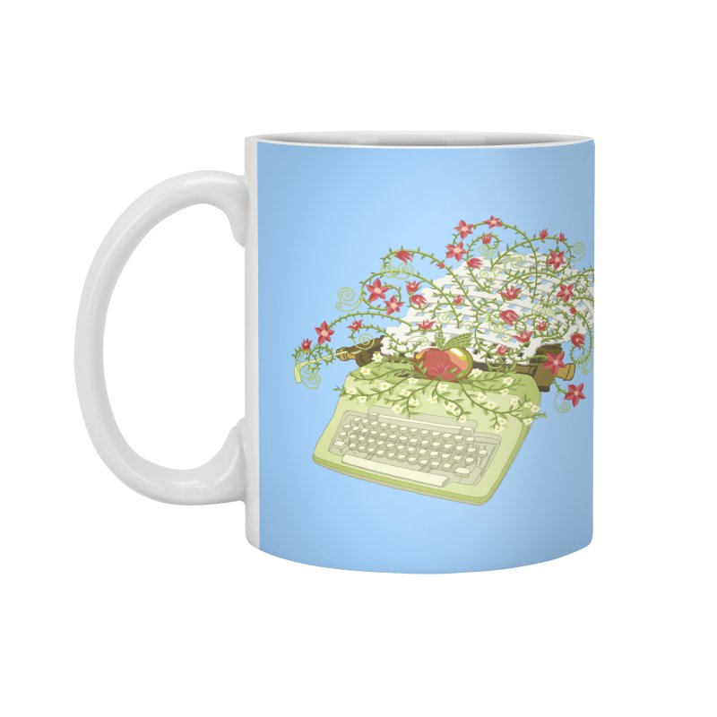 Gardening Guide Accessories Mug by BullShirtCo