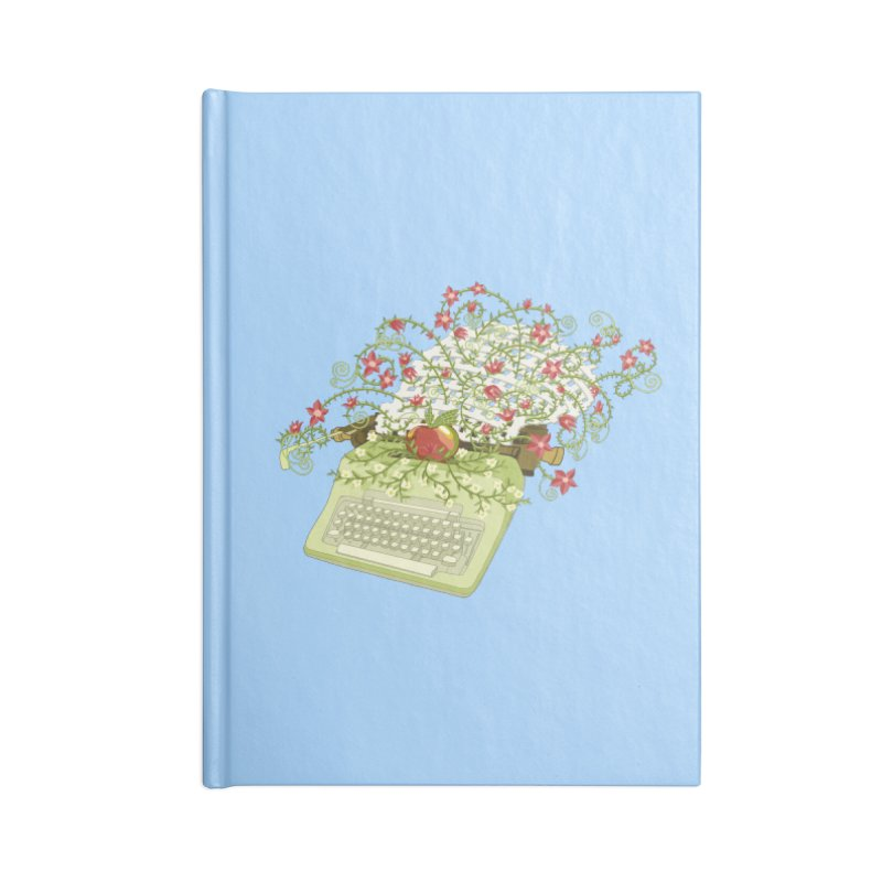 Gardening Guide Accessories Notebook by BullShirtCo