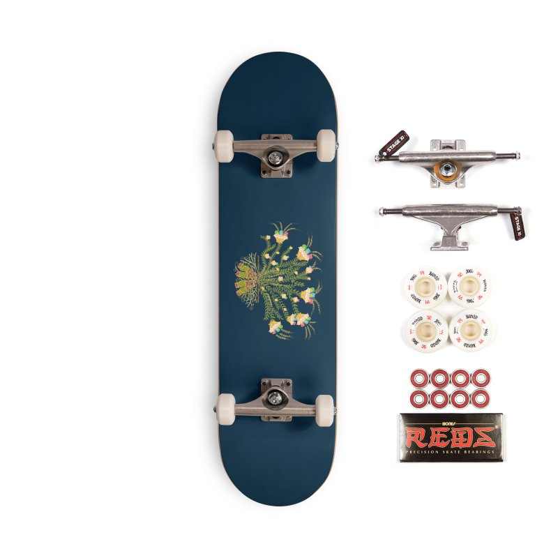 Beautiful Organic Beer! Accessories Skateboard by BullShirtCo