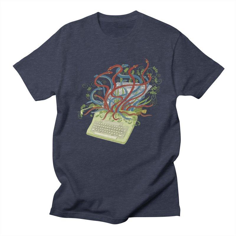 Power of the Press Men's T-Shirt by BullShirtCo
