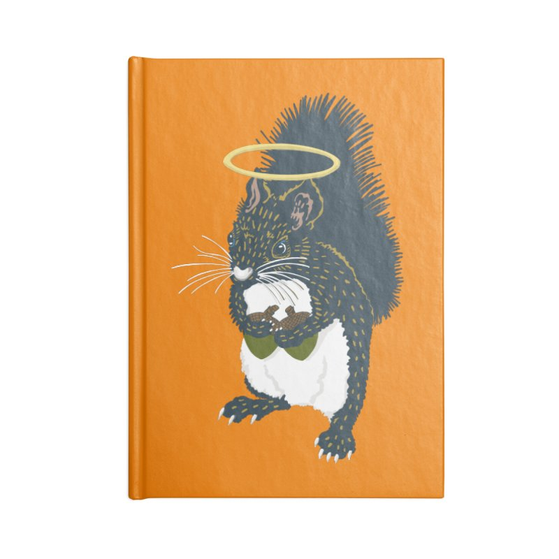 Bless My Nuts! Accessories Notebook by BullShirtCo