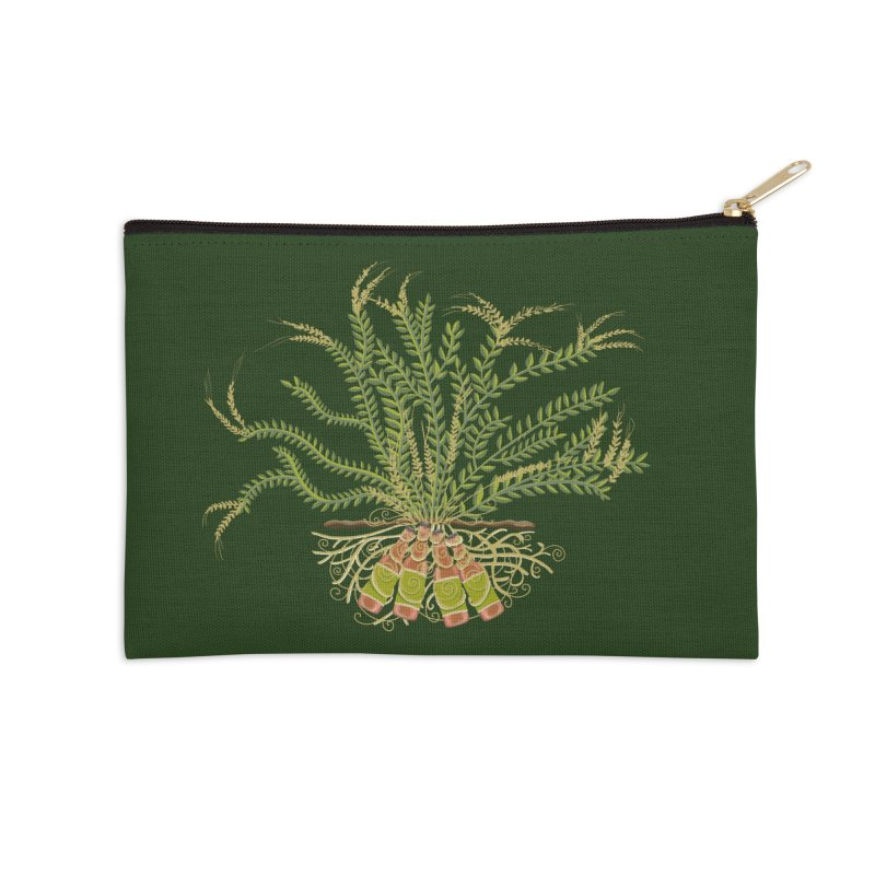 Real Root Beer Accessories Zip Pouch by BullShirtCo