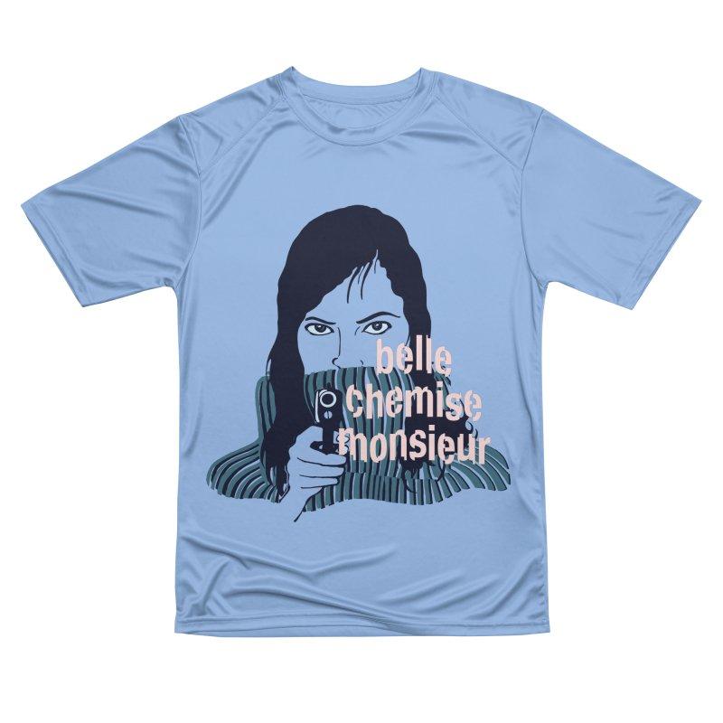 Belle Chemise (French Underground) Men's T-Shirt by BullShirtCo