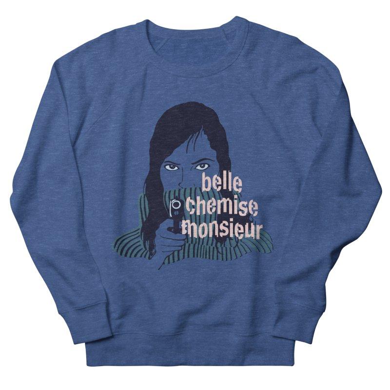 Belle Chemise (French Underground) Men's Sweatshirt by BullShirtCo