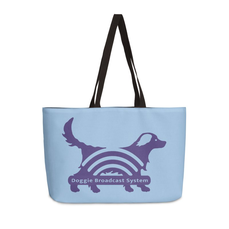 Doggie Broadcast System Accessories Bag by BullShirtCo