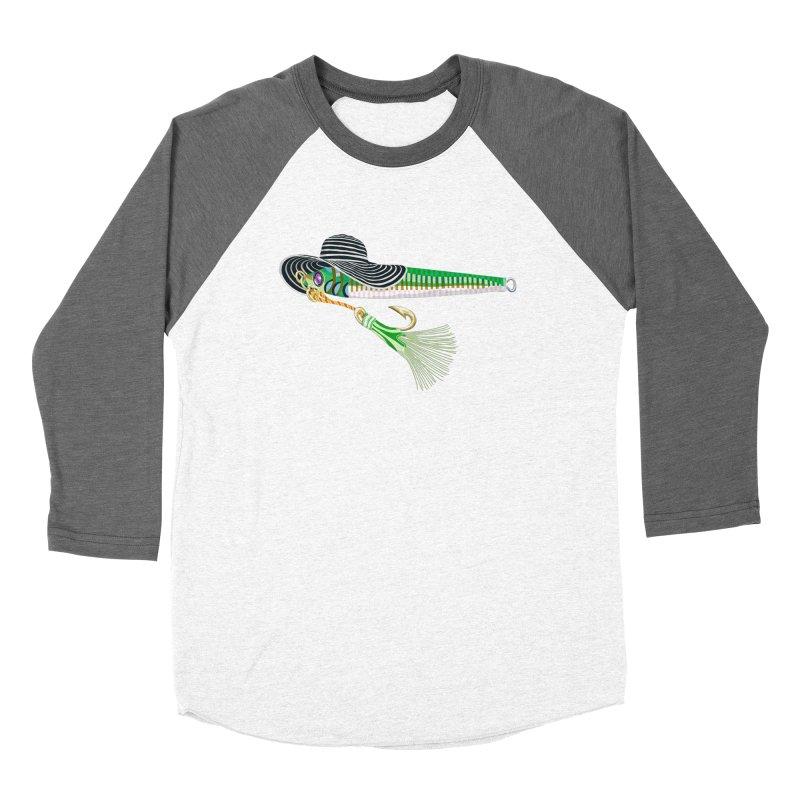 Green Hooker! Women's Longsleeve T-Shirt by BullShirtCo