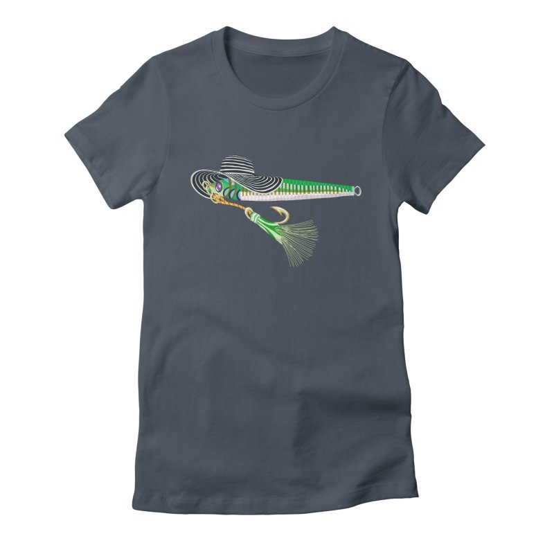 Green Hooker! Women's T-Shirt by BullShirtCo