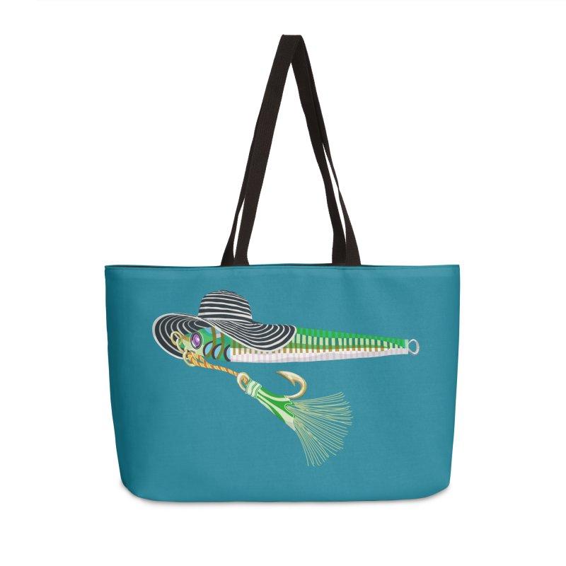 Green Hooker! Accessories Bag by BullShirtCo