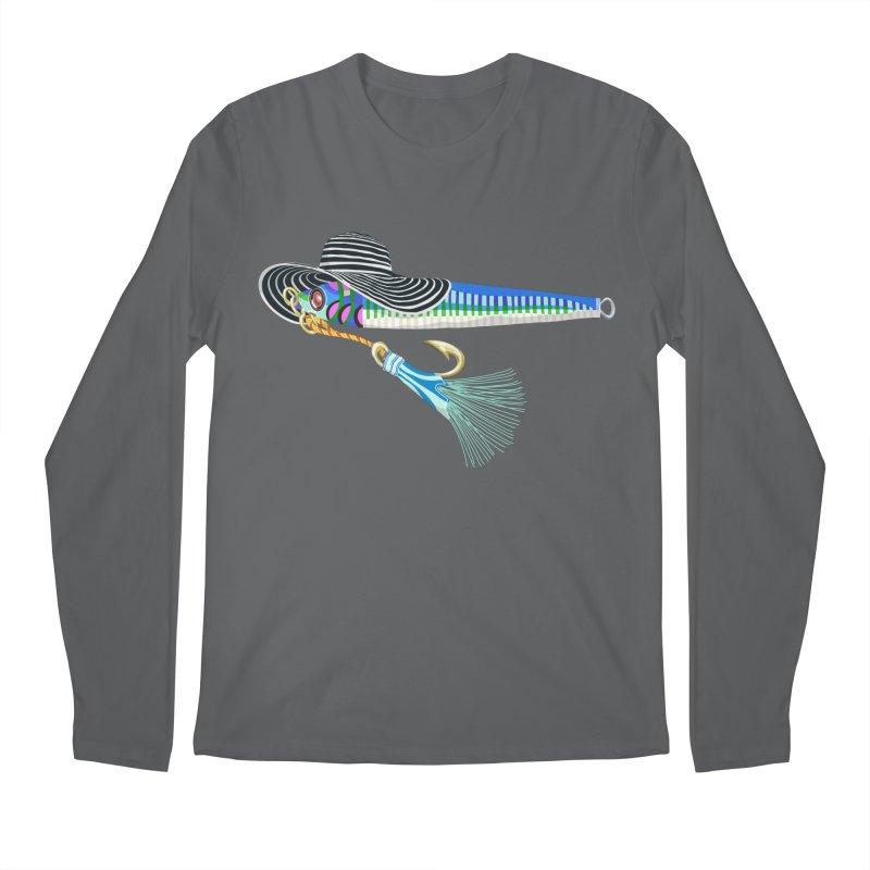 Blue Hooker Men's Longsleeve T-Shirt by BullShirtCo