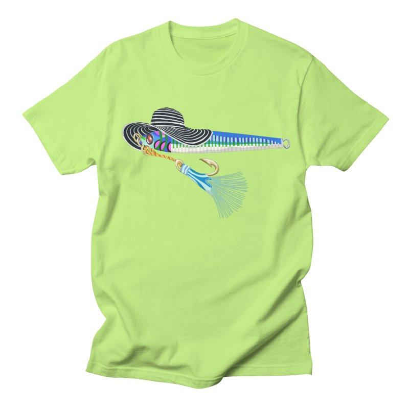Blue Hooker Men's T-Shirt by BullShirtCo