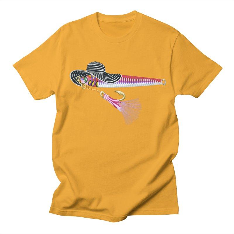 Red Hooker! Men's T-Shirt by BullShirtCo