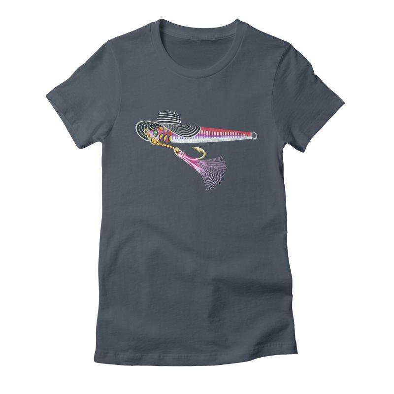Red Hooker! Women's T-Shirt by BullShirtCo
