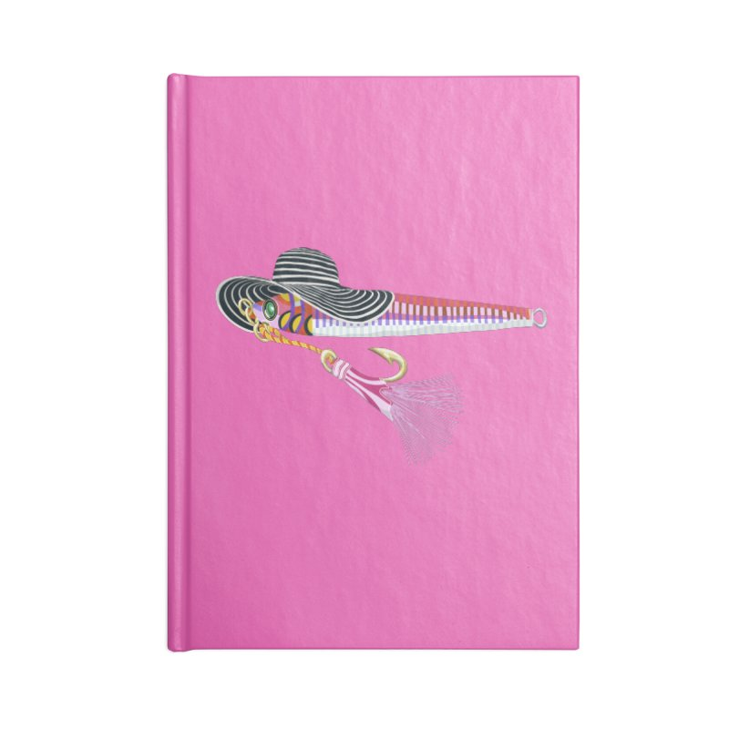 Red Hooker! Accessories Notebook by BullShirtCo