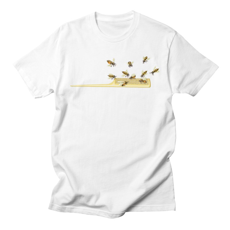 Mislead Team Of Busy Bees Men's T-Shirt by BullShirtCo