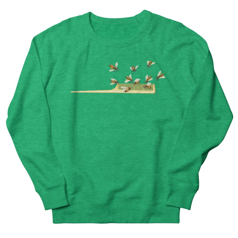 Mislead Team Of Busy Bees Women's Sweatshirt by BullShirtCo