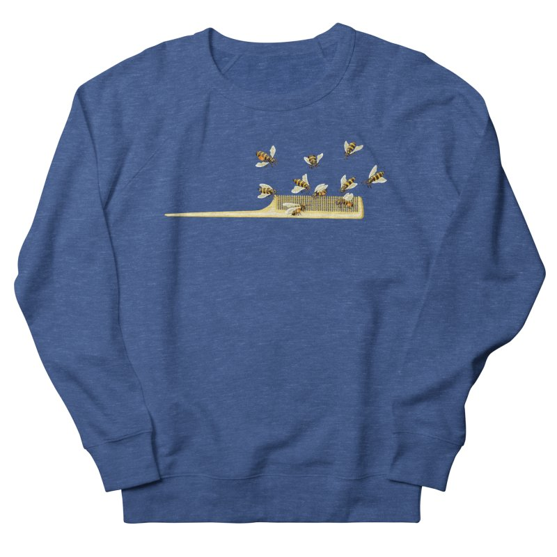 Mislead Team Of Busy Bees Men's Sweatshirt by BullShirtCo