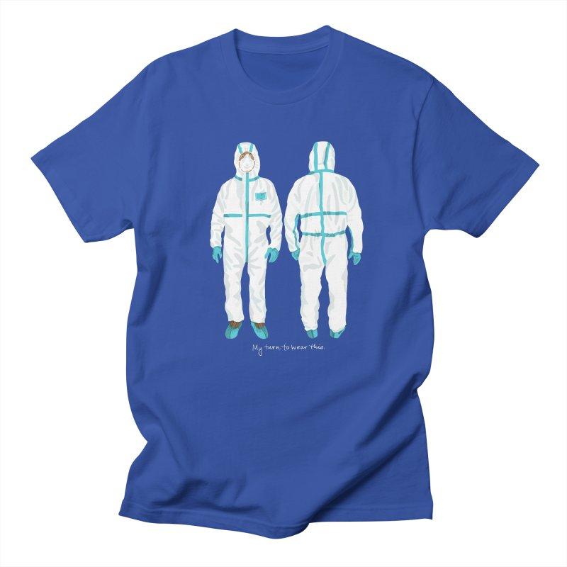 My Turn to Wear This Men's T-Shirt by BullShirtCo