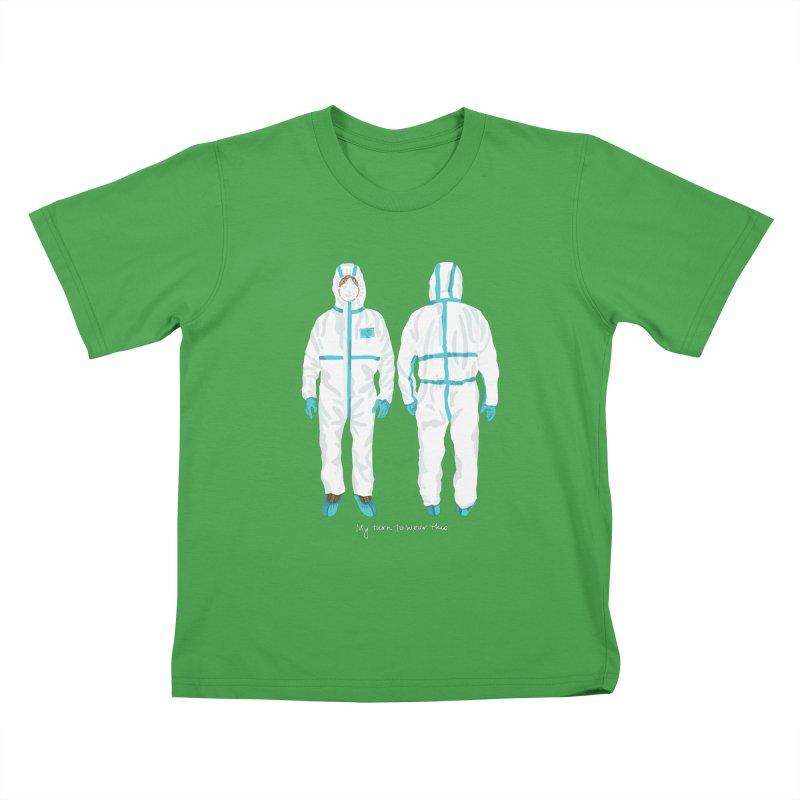 My Turn to Wear This Kids T-Shirt by BullShirtCo