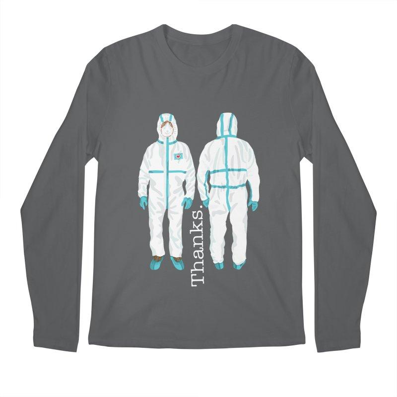 Thanks So Much! Men's Longsleeve T-Shirt by BullShirtCo