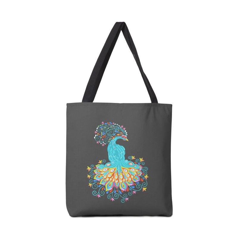 Peacecock Accessories Bag by BullShirtCo