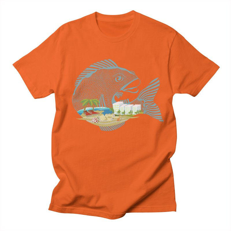 Dry Dreams Men's T-Shirt by BullShirtCo