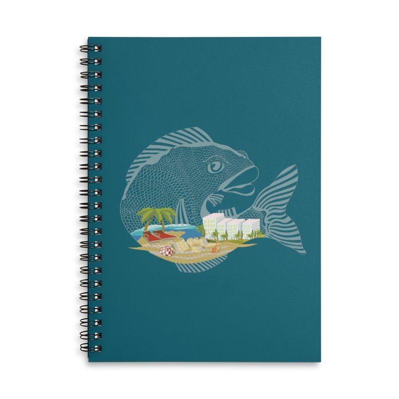 Dry Dreams Accessories Notebook by BullShirtCo