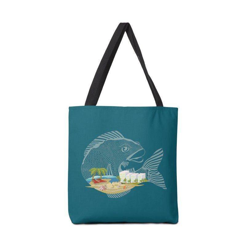 Dry Dreams Accessories Bag by BullShirtCo