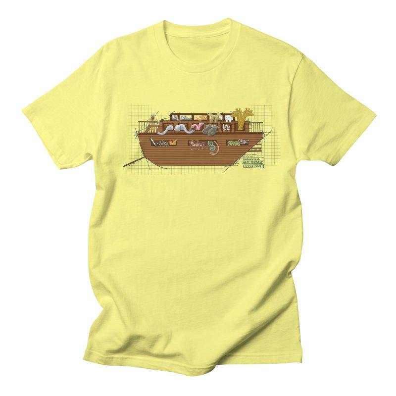 Biblical Proportion Men's T-Shirt by BullShirtCo