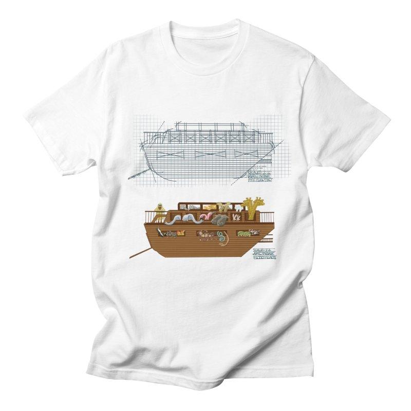 Biblical Proportion X2 Men's T-Shirt by BullShirtCo