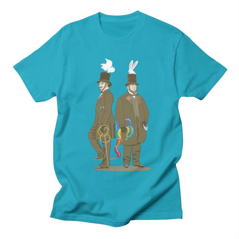 Magic Brothers Co. Men's T-Shirt by BullShirtCo