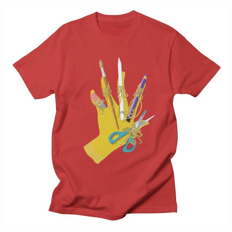 Hand Tools Men's T-Shirt by BullShirtCo