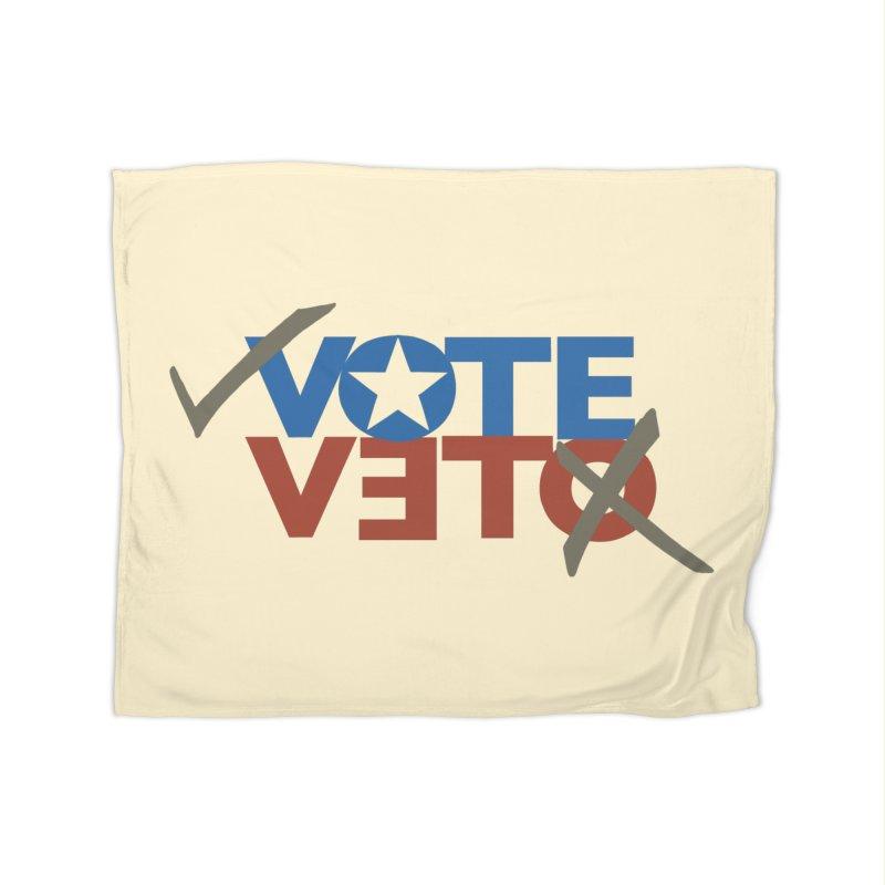 Power of the Vote! Home Blanket by BullShirtCo