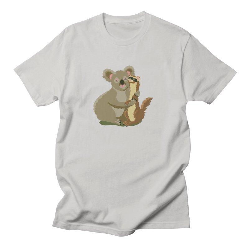 Outback Love Men's T-Shirt by BullShirtCo
