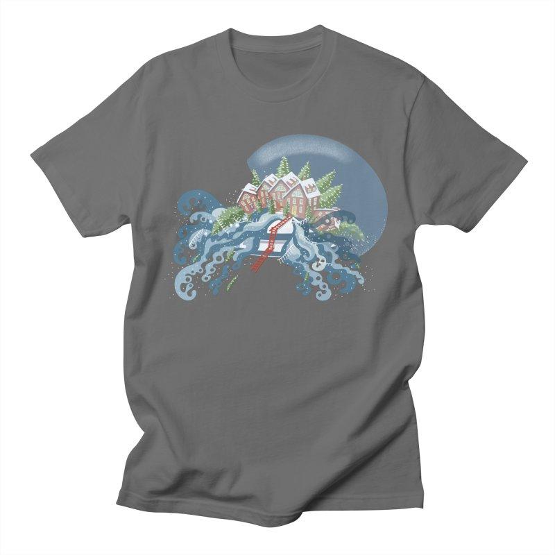 Christmas Break Men's T-Shirt by BullShirtCo