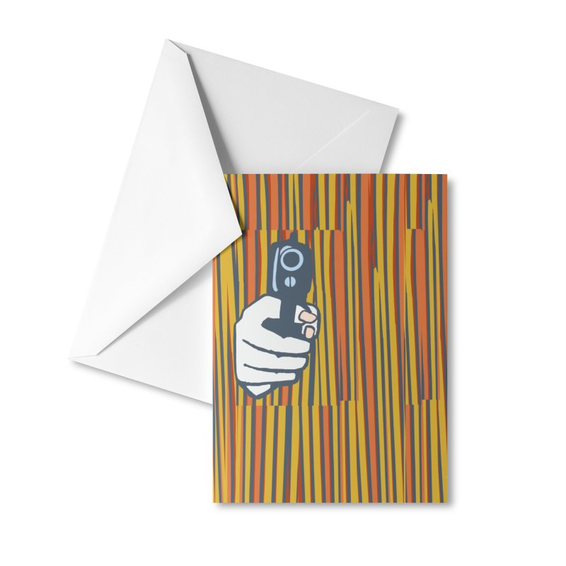 The Spy Accessories Greeting Card by BullShirtCo
