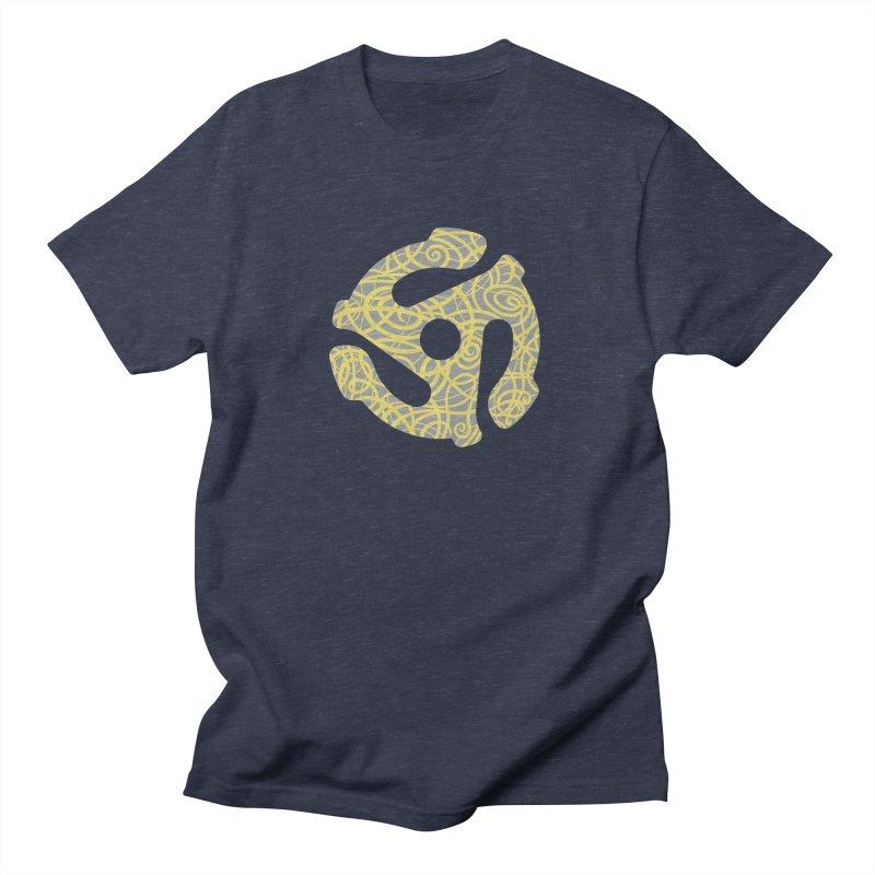 Pantone 45RPM Men's T-Shirt by BullShirtCo