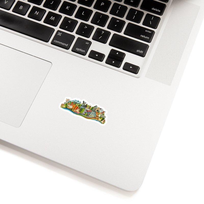 Kentucky Bourbon Celebration Accessories Sticker by BullShirtCo